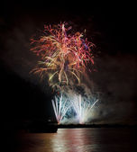 Malta Fireworks Festival — Stock Photo