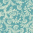 Vintage floral seamless pattern. — Stock Vector #14696905