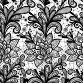 ビンテージ シームレスな花柄. — ストックベクタ