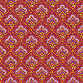 Indian seamless ethnic pattern. — Wektor stockowy