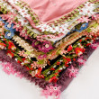 Scarfs-lace — Stock Photo