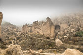 Cappadocia fairy chimneys turkey — Stock Photo