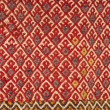 Turkish rug background - Stock Photo