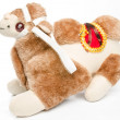 Plush toy camel — Stock Photo