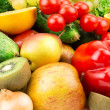 Fruits and vegetables — Stock Photo #23944179