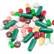 Medicines and pills — Foto de Stock