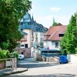 Постер, плакат: View of the urban landscape Germany Carlsberg