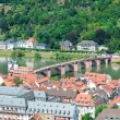 City of Heidelberg. Germany — Stock Photo