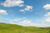 Pintorescas colinas — Foto de Stock