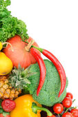 Fruit and vegetable — Stock Photo
