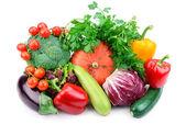 Set of vegetables — Stockfoto