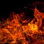 Orange Fire — Stock Photo #11902703