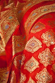 Turuncu sari — Stok fotoğraf