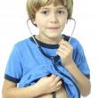 Stock Photo: Child doctor