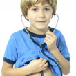 Child doctor — Stock Photo