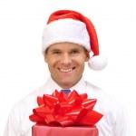 presente de Natal — Foto Stock