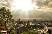 Basilica of Guadalupe — Stock Photo