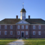 Public hospital of 1773 — Stock Photo