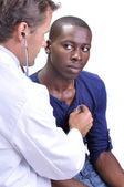 Medical examination — Stock Photo