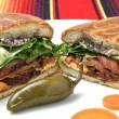 Mexicsandwich — Stock Photo #26724469