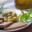 Royalty-Free Stock Photo: Mediterranean diet