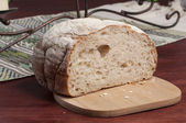 Sourdough bread — Stock Photo