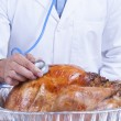 Stock Photo: Turkey is ready