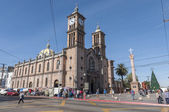 Catholic cathedral in Tijuana — Stock Photo