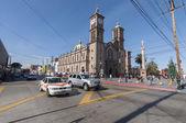 Catholic cathedral in Tijuana — Stock Photo