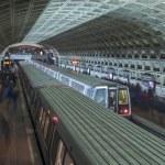 Metro station — Stock Photo #44312937