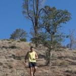 Downhill trail running — Stock Photo #49649167