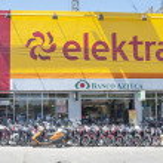 Постер, плакат: Elektra electronics store