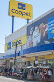 Coppel department store — Foto Stock