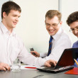 Business team — Stock Photo #10710119