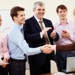 Making agreement — Stock Photo #11242470