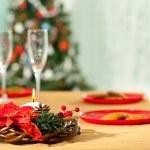 Christmas dinner — Stock Photo #11664437