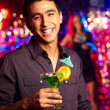 Guy with cocktail — Stock Photo #11666093