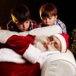 Christmas amazement — Stock Photo #11672642