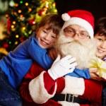 Love to Santa — Stock Photo #11672690