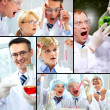Medical discovery - Stock Photo