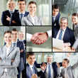 Business team concept  — Foto Stock