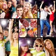 Mood of party — Stock Photo #12224972