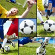 Stock Photo: Football