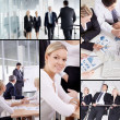 Business work — Stock Photo #12225041