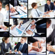 Business ockupation — Stockfoto