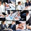 Foto Stock: Business occupation
