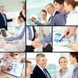 Business work — Stock Photo #12225419