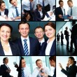 Business at work - Stock Photo