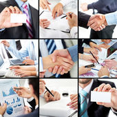 Business work and success — Stock Photo
