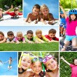 Happy children - Stock Photo